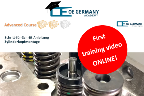 First training video of OEG Academy online!