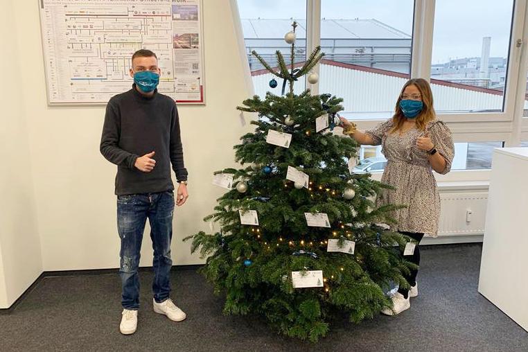 Christmas wish campaign