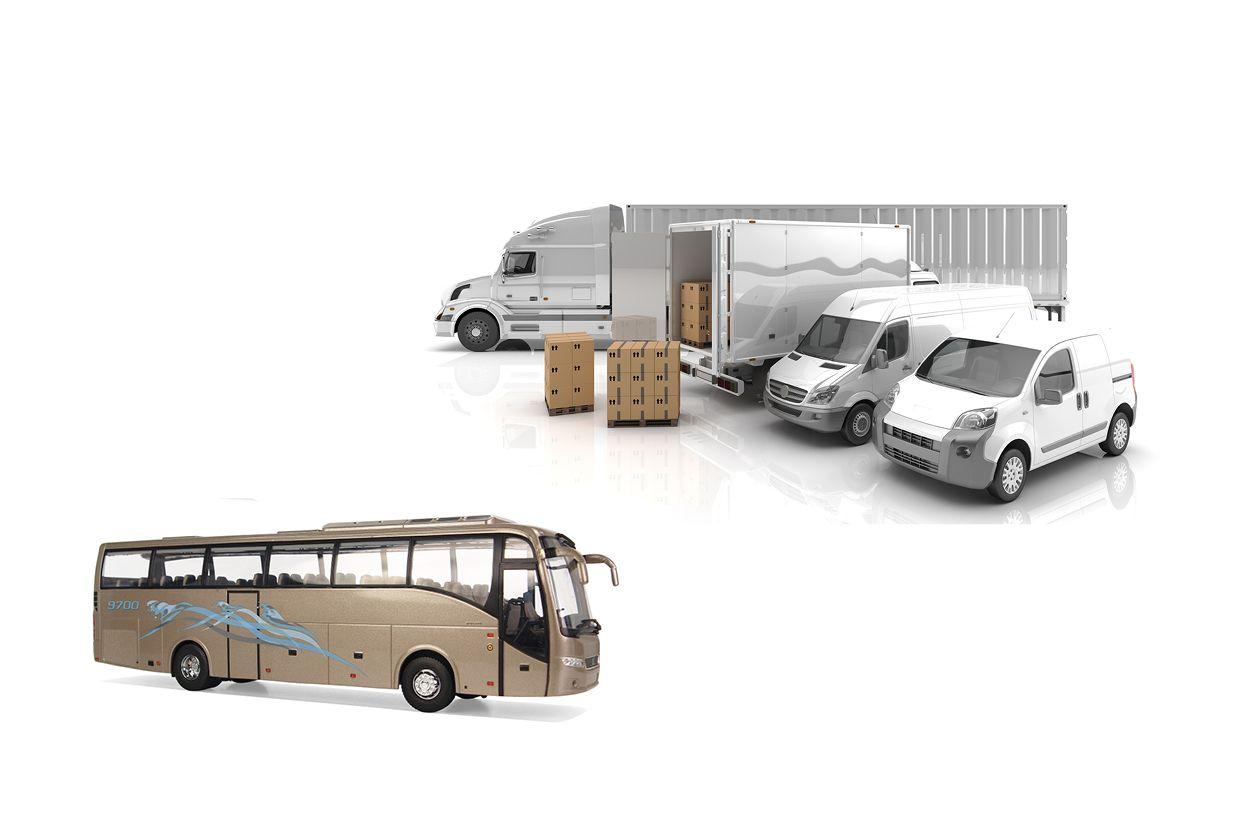 Коммерческий транспорт / Автобусы
